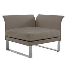 Komfy Corner Chair with Cushion