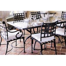<strong>Sifas USA</strong> Kross 7 Piece Dining Set