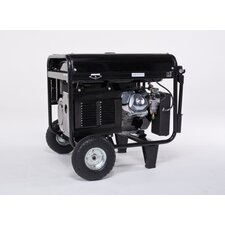 Weldpro 4000 Watt Gasoline Welder Generator with Wheel Kit