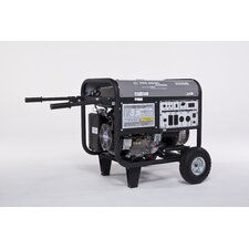 ProSeries 8500 Watt Gasoline Generator with Recoil/Elec Start
