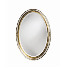 Carlton Oval Wall Mirror