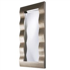 Contemporary Meridien Rectangular Wall Mirror