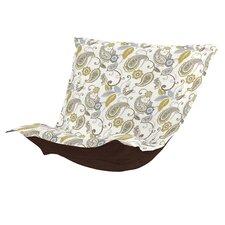 Puff Paisley Chair Cushion