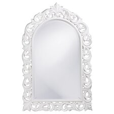 Orleans Mirror in White