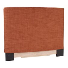 Slipcovered Coco Panel Headboard