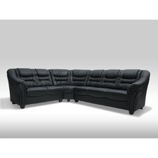 Odense Leather 7 Seater Sofa