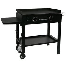"28"" Griddle Gas Grill Cooking Station"