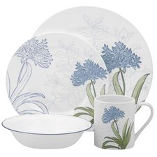 Impressions Freesia 16 Piece Dinnerware Set
