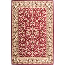 Diamond Red Rug