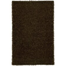 Kempton Shag Brown Rug