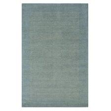 Platoon Light Blue Solid Rug