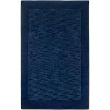 Platoon Indigo Blue Solid Rug