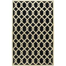 Waverly Black Rug
