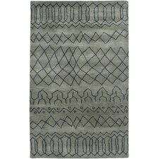 <strong>Rizzy Rugs</strong> Highland Gray Abstract Rug