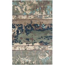<strong>Rizzy Rugs</strong> Highland Multi Abstract Rug