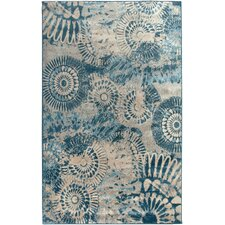 Bellevue Blue Rug