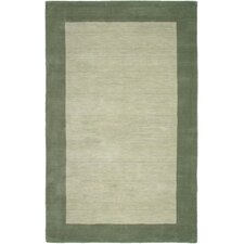 Platoon Light Green Rug