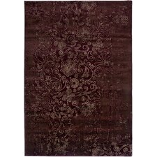 Galleria Red Area Rug