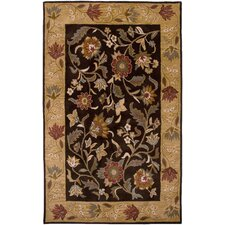 Bentley Brown/Tan Persian Rug