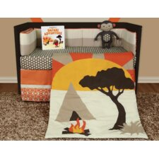 African Dream 6 Piece Crib Bedding Collection