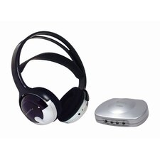 <strong>Unisar</strong> TV Listener J3 Rechargeable Wireless Headset