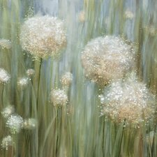 """""""In Bloom 33"""" Painting Print on Wrapped Canvas"""