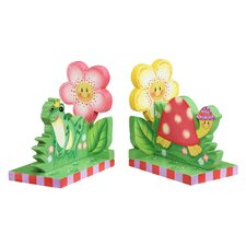 Magic Garden Book Ends (Set of 2)