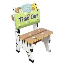 Sunny Safari Kids Desk Chair