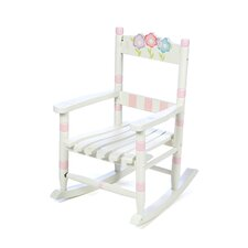 Bouquet Kids Small Rocking Chair