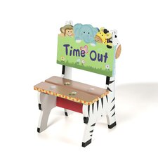 Sunny Safari Kids Desk Chair