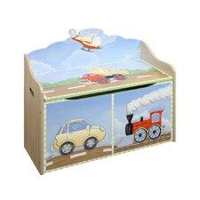 Transportation Toy Chest