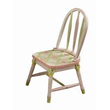 Crackled Rose Kids Desk Chairs (Set of 2)
