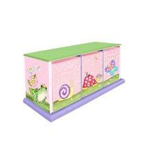 Magic Garden 3 Compartment Cubby
