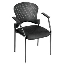 Breeze 4 Leg Side Chair with Arms