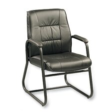 Ace Leather Guest Chair