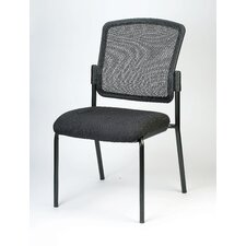 Dakota 2 Armless Guest Stacking Chair