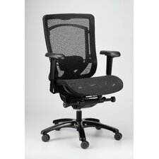 Monterey Mesh Chair with Arms