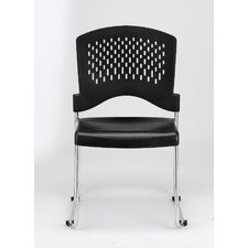 Aire Armless Classroom Stacking Chair