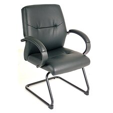 Maxx Leather Guest Chair