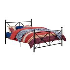 Crisscross Queen Bed