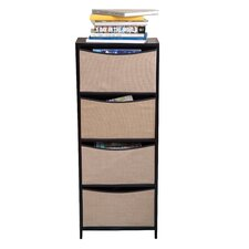 Serena 4 Drawer Storage Unit