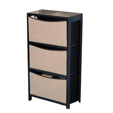 Serena 3 Drawer Storage Unit