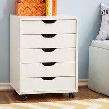 Riley 5-Drawer Cabinet