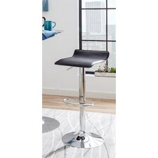Backless Adjustable Barstool (Set of 2)