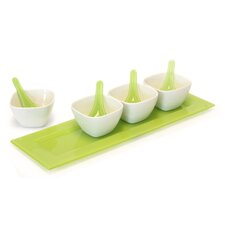 Party Time 9 Piece Serveware Set