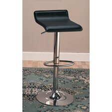 Colorado City Adjustable Height Bar Stool (Set of 2)