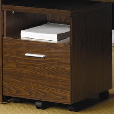 Castle Pines 1-Drawer Mobile File Cabinet