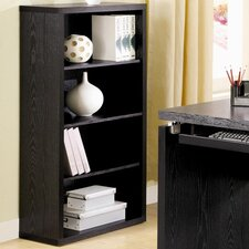 Cascade Bookcase in Black