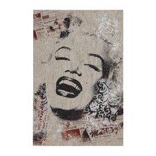 Marilyn Monroe Painting Print