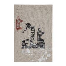 Big Ben Painting Print